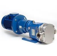 Omac Rotary Lobe Pumps