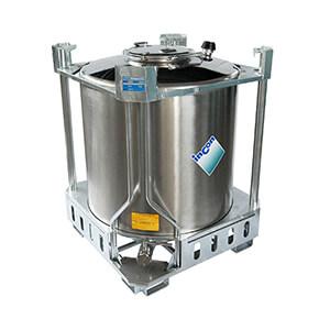 incon transi stainless steel tank