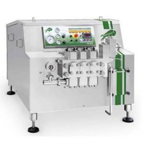 FBF Milk Homogeniser - 4700-600 l/hour