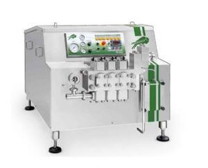 fbf high pressure homogeniser - 6200-11000 l/hour