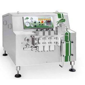 fbf high pressure homogeniser - 6200-11000 l/hour