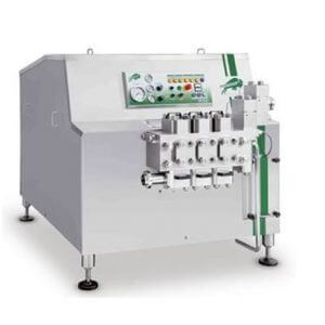 fbf used milk homogeniser - 12000-16000 l/hour