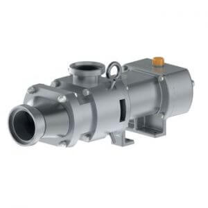 csf twin screw pump - inox