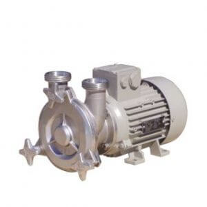 series a self-priming pumps