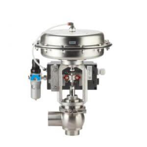 BBZK modulating valve - membrane actuator