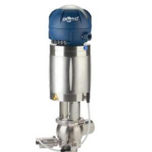 bzaw double seat valve
