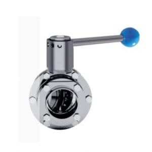 wafer manual butterfly valve
