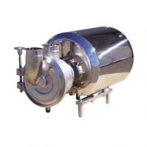 ash self-priming pump