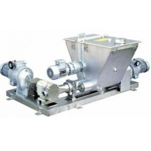 csf progressive cavity pump - blade feeder