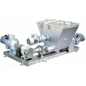 csf progressive cavity pump - blade feeder