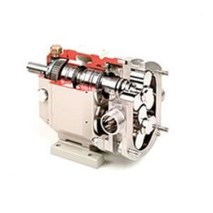 omac rotary lobe pump - series b