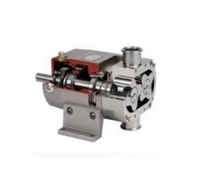 omac rotary lobe pump - series c/cf