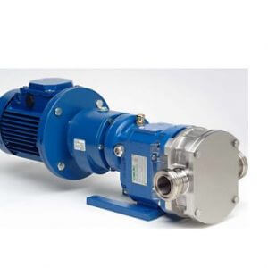 omac rotary lobe pump - series be