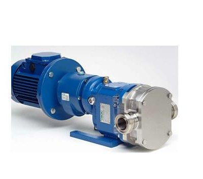 omac rotary lobe pump - series be